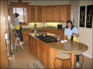 House cleaning crew Jacksonville. FL.